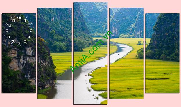 Hinh anh phong canh dep o Trang An - Ninh Binh - Viet Nam