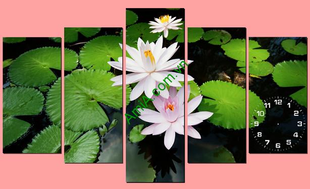 tranh-hoa-sung-ghep-bo-hien-dai-kho-lon-treo-phong-khach-rong-amia171
