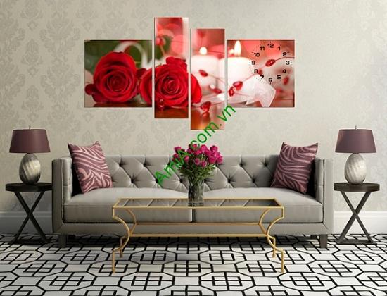Quà tặng 8-3 độc đáo và ý nghĩa dành cho bạn gái hoa hồng
