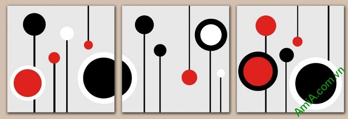 Hình ảnh tranh trang trí thiết kế vector
