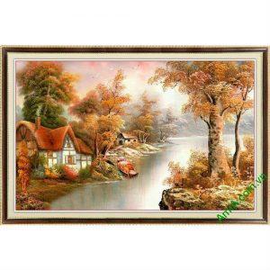 tranh-trang-tri-phong-canh-dep-ngoi-nha-ben-song-amia-564-00
