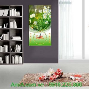 Hinh anh dong ho tranh hoa thuy tien dang lich tet AmiA