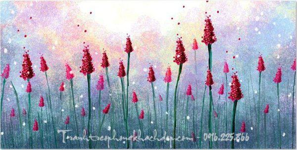 Hinh anh buc tranh thien nhien canvas hoa dai AmiA