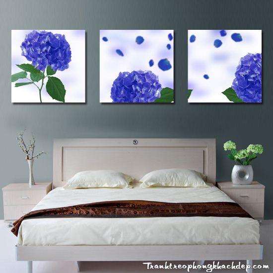 Tranh hoa treo ph ng kh ch c m t c u amia 1235 for Laminas decorativas para salones