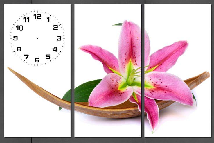 AmiA 194 tranh hoa ly treo phong khach bo 3 tam