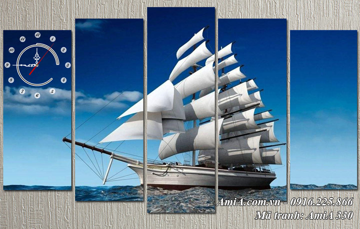 Hình ảnh tranh thuyền buồm doanh nhân 5 tấm đẹp nhất AmiA 330