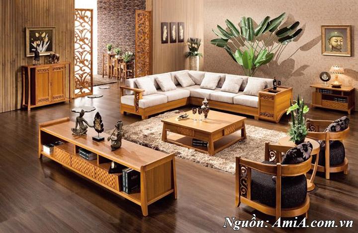 Hình ảnh thiết kế trang trí nội thất hiện đại với phong cách cổ điển