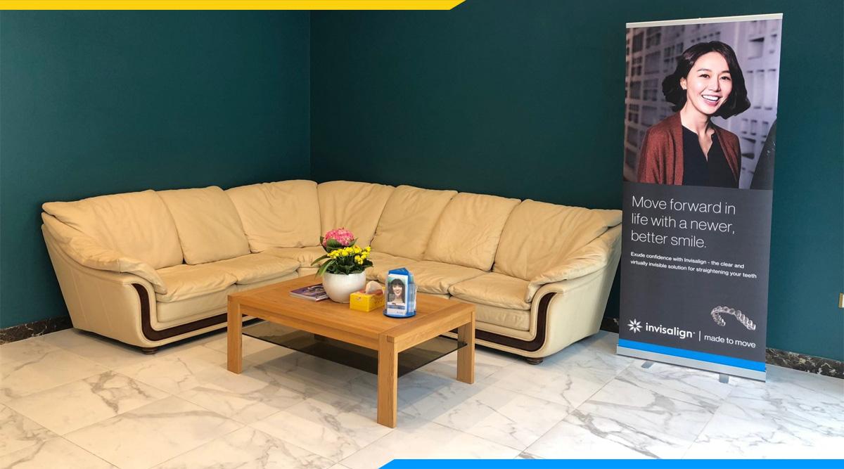 sofa góc phòng khám đẹp giá rẻ